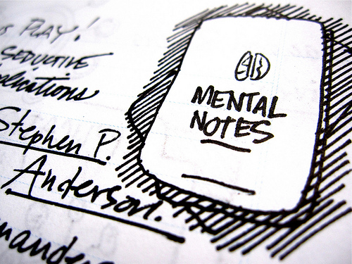Stephen Anderson & Mental Notes