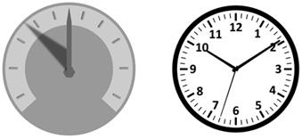 Sundial and Clock