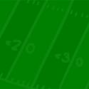 Illustration of football field