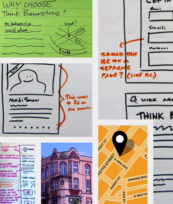 thinkbrownstone.com Sketches