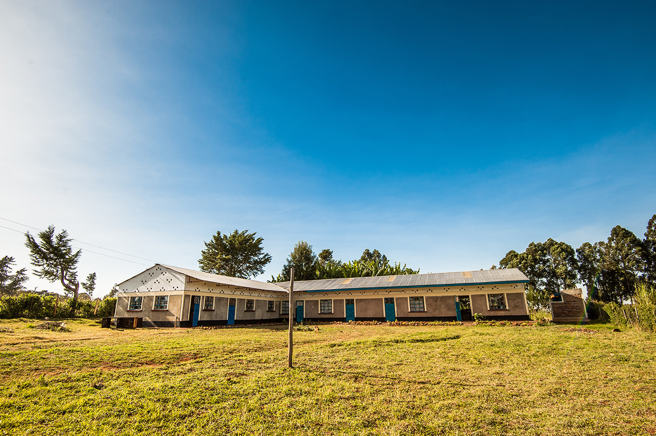 The Neema Project Dormitory and Classrooms