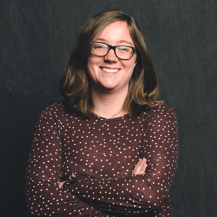 Amanda Kalk - Senior UI Developer