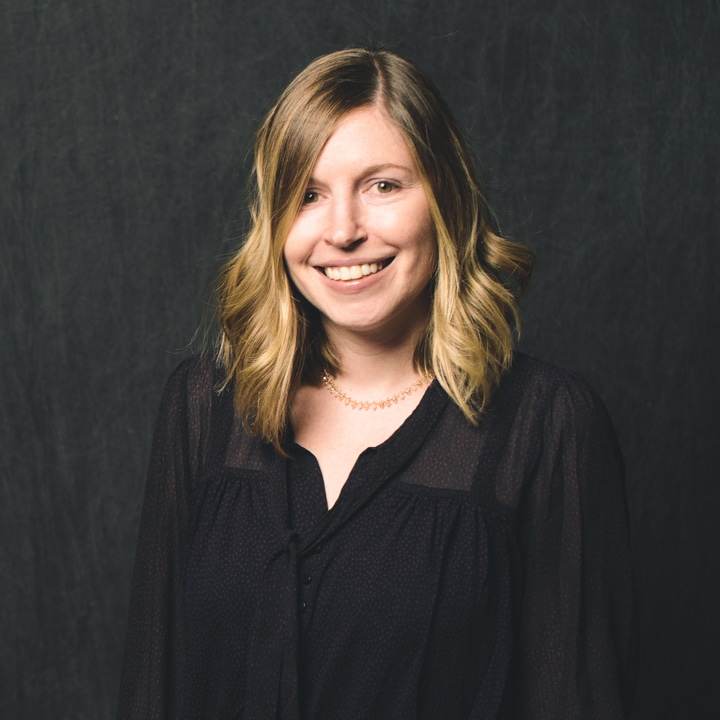Amanda Pike - Senior Experience Designer