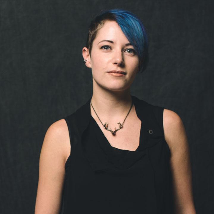 Erika Wohlstadter - Senior Experience Designer
