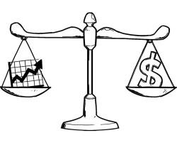 Balancing data and cost