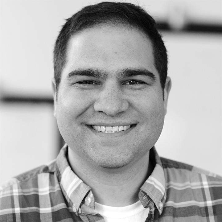 TJ Nicolaides - User Interface Developer