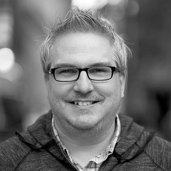Chris Hungate - Senior Experience Designer