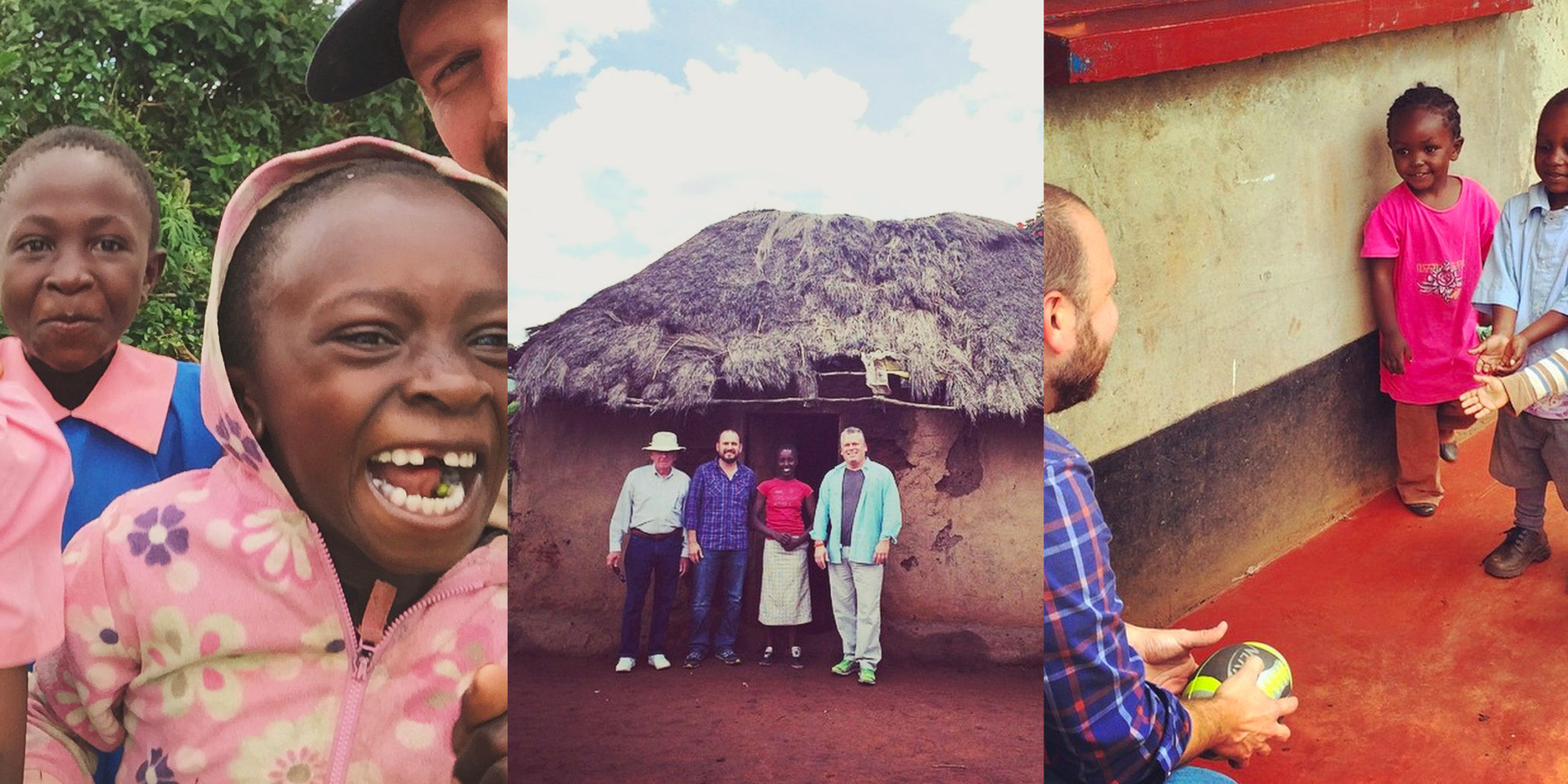 Image showing Think Company's visit to The Neema Project In Kitale, Kenya