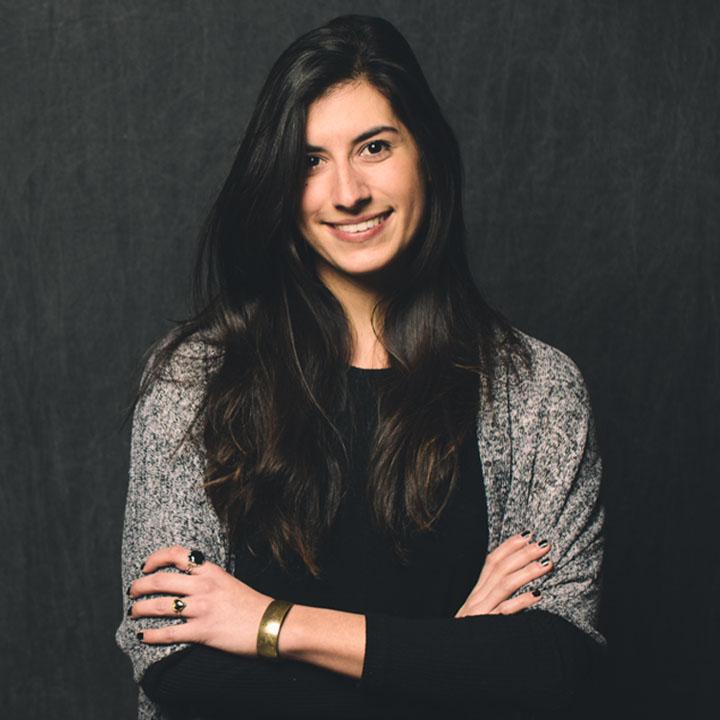 Gina Swindler - Experience Designer