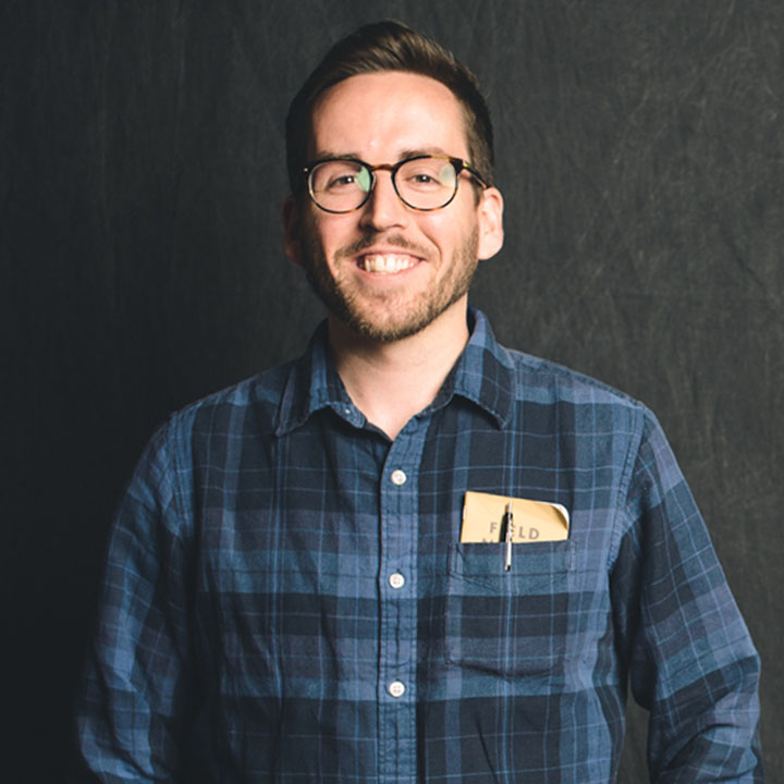 Shawn Hickman - Senior Experience Designer