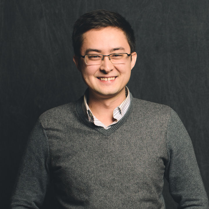 Sunkwon Bush - Senior Experience Designer
