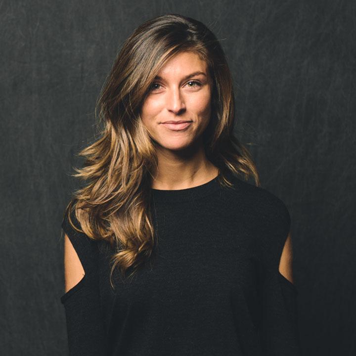 Rebecca Blessing - Experience Designer