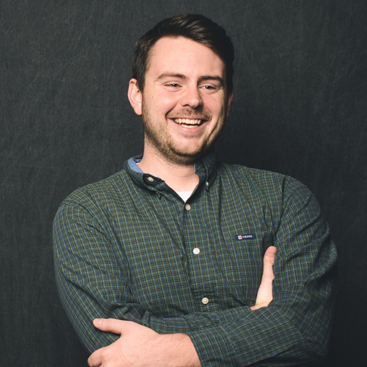 Zach Gavin - UI Developer