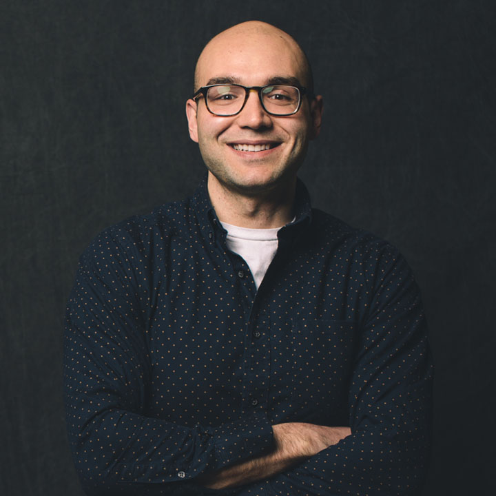 David Ridilla - Senior Experience Designer