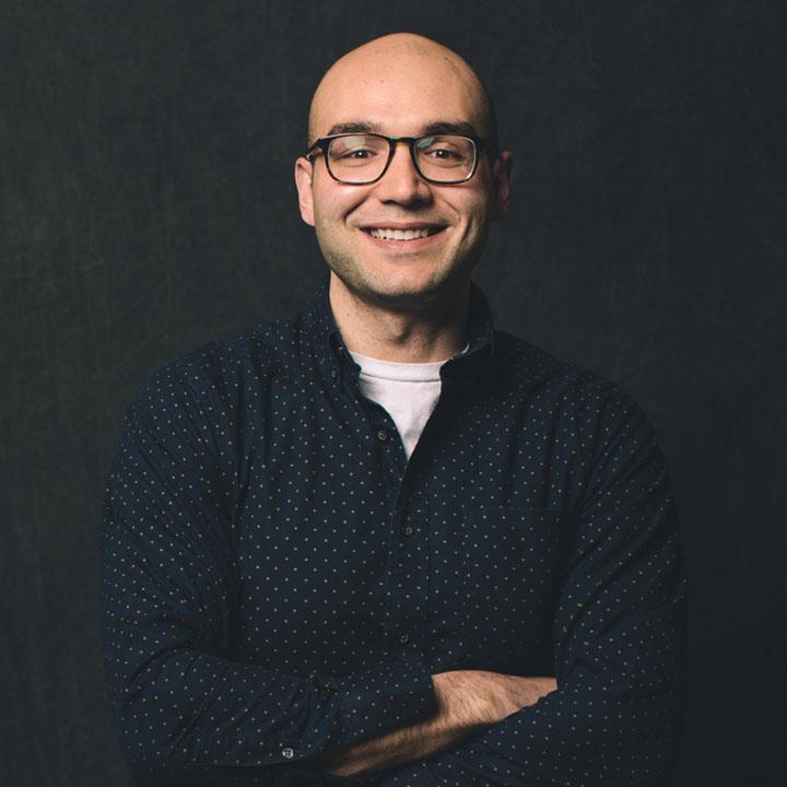 David Ridilla - Senior Experience Designer