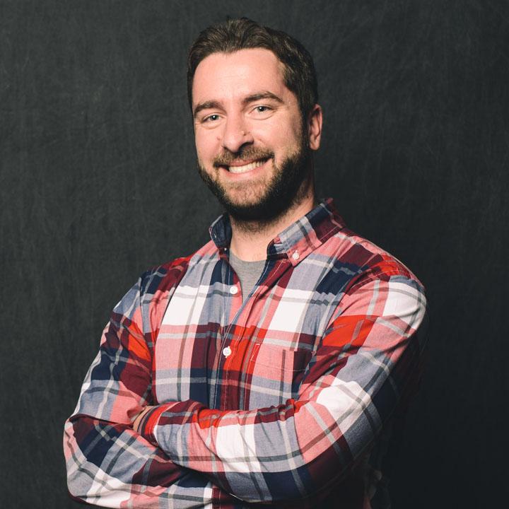 Drew Christiano - Senior Experience Designer