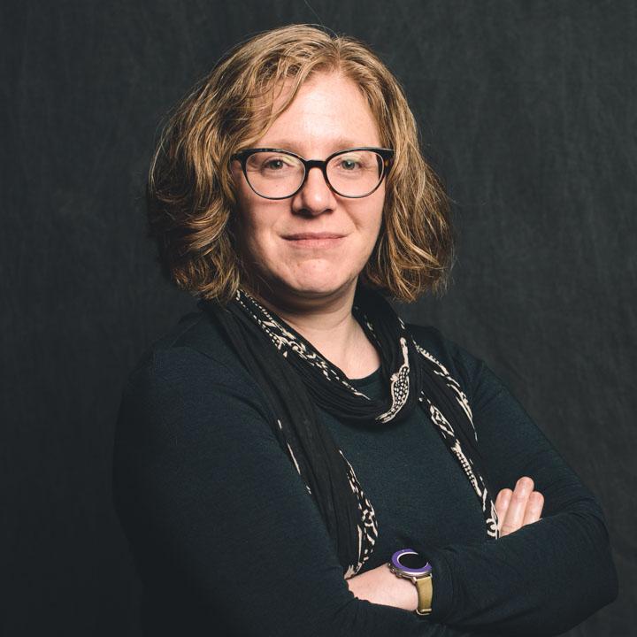 Helene Speer - Director, Development