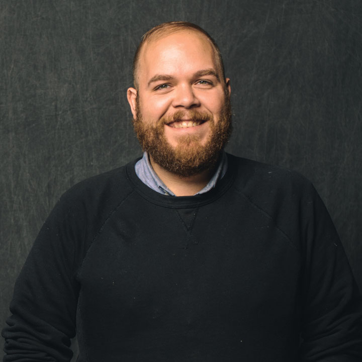 Stewart Vann - Senior Experience Designer