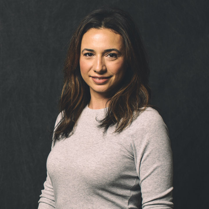 Elina Yudilevich - Senior Project Manager