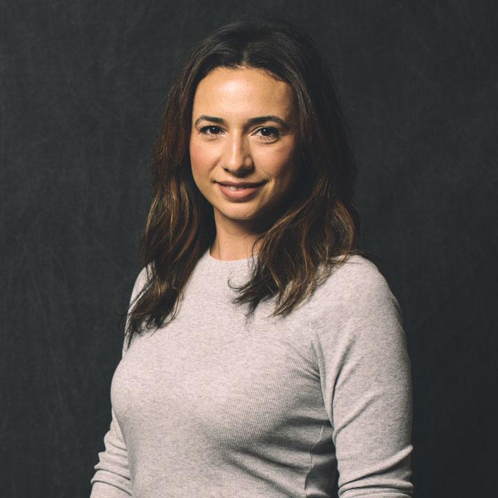 Elina Yudilevich - Senior Project Manager