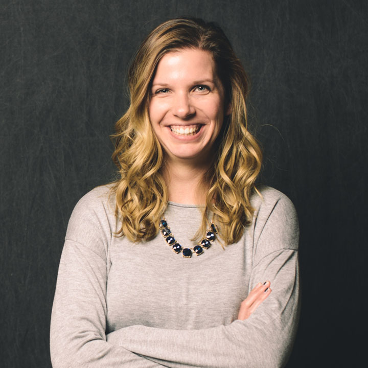 Amy Chick - Senior Content Strategist