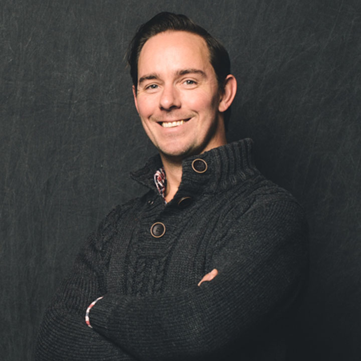 Donovan Preddy - Senior Experience Designer