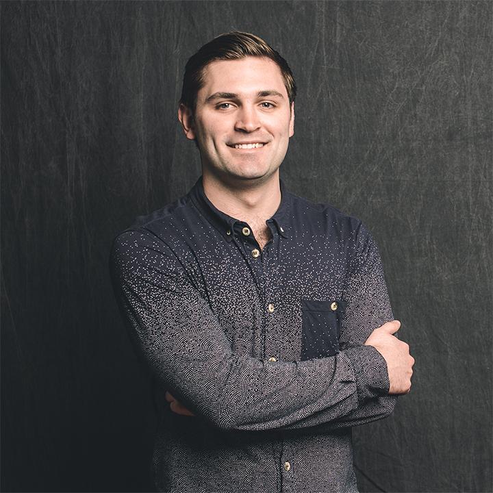 Max Whitehead - Experience Designer