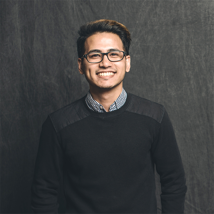 Sujan Khadgi - Experience Designer