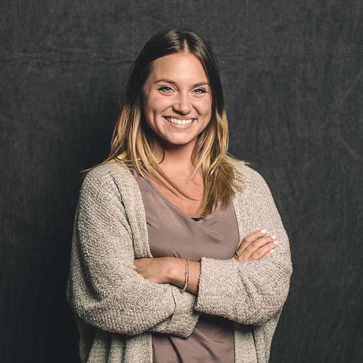 Brianna Kakareka - Studio Manager