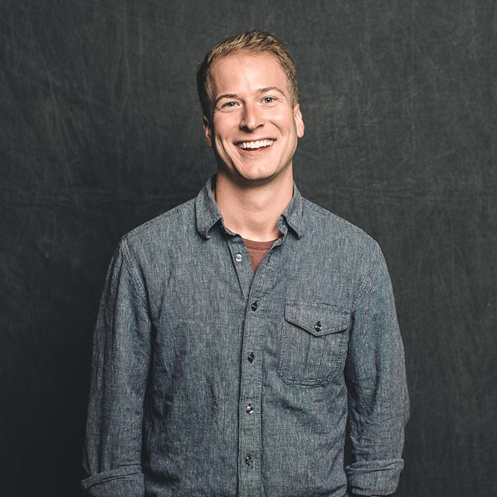 Hank Garrett - Senior Experience Designer