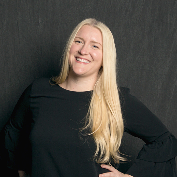 Theresa Decker - Senior Experience Designer