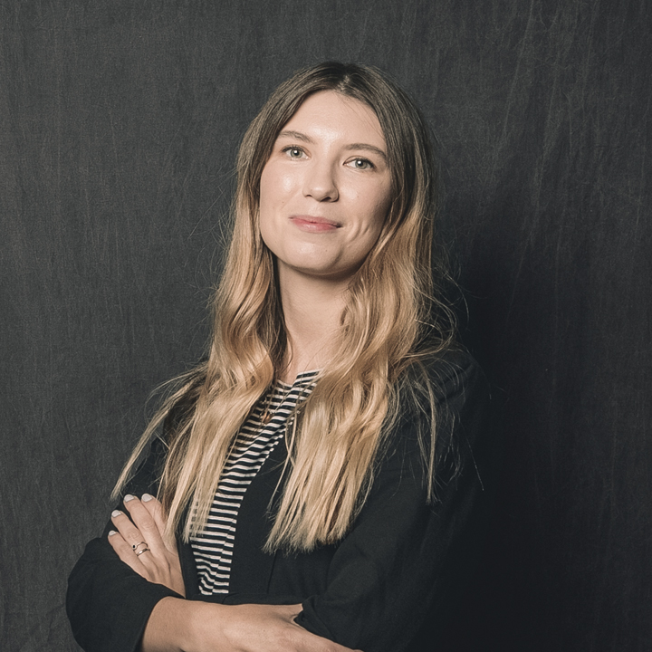 Oxana Ivashkevich - Experience Designer