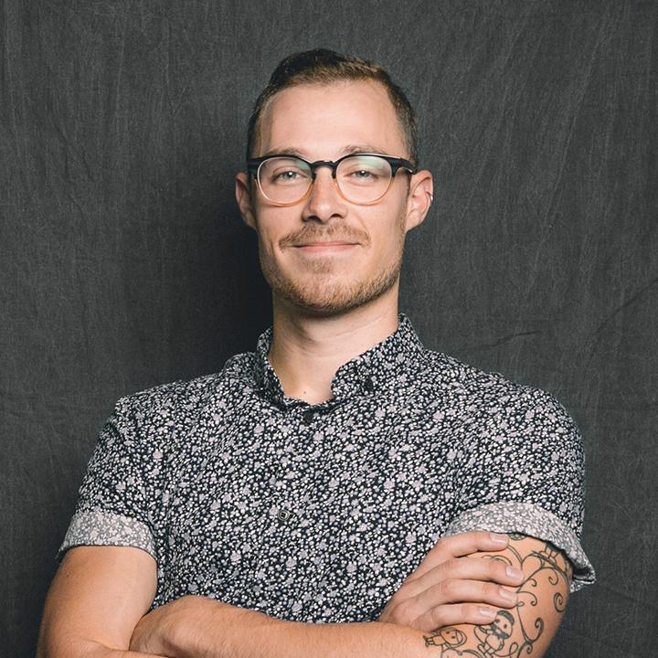 Chris Nappi - Experience Designer