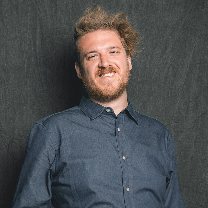Nathan Garfield - Experience Designer