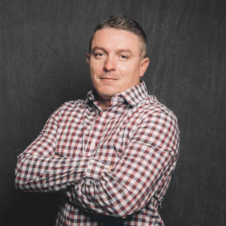 Joe Benson - Senior Experience Designer