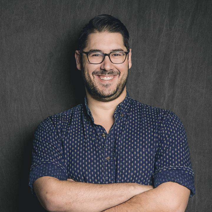 Alex Boenisch - Senior Experience Designer